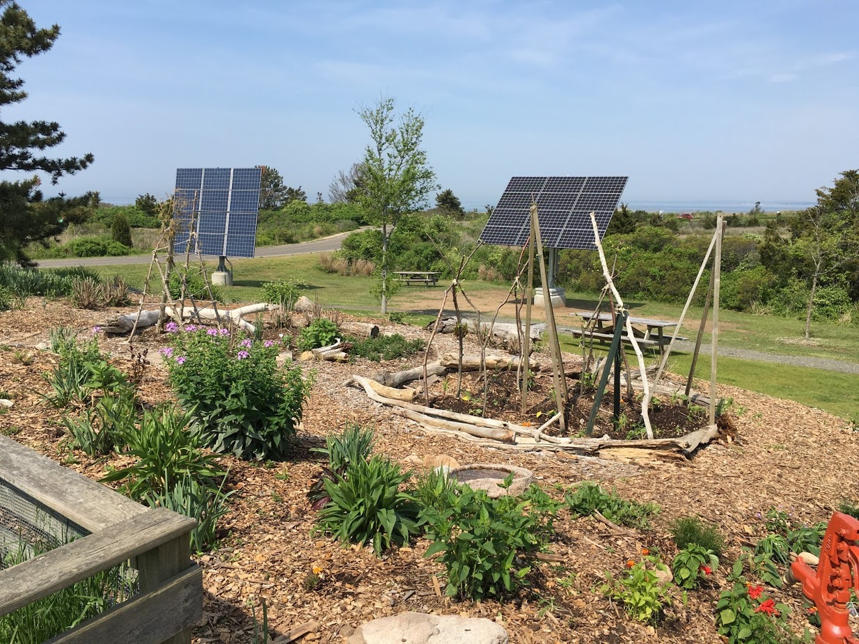 Friends of Hammonasset Garden - Solar Panels
